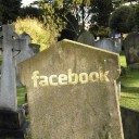 Death and the Social Network