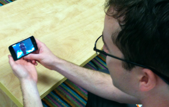 Technologies for Autism: Mobile Video Modeling