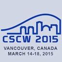 STAR CSCW 2015 Papers